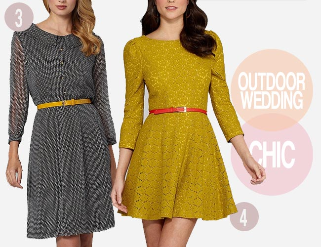 Dresses For Guests Of A Fall Wedding Outdoors outdoor wedding guest dresses