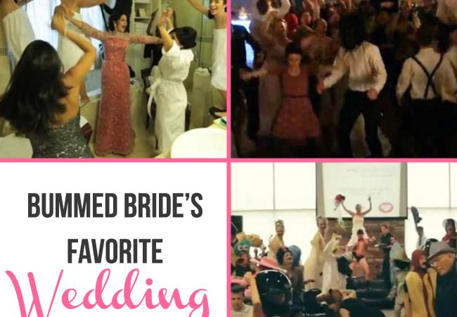 Our Favorite WEDDING Harlem Shakes!