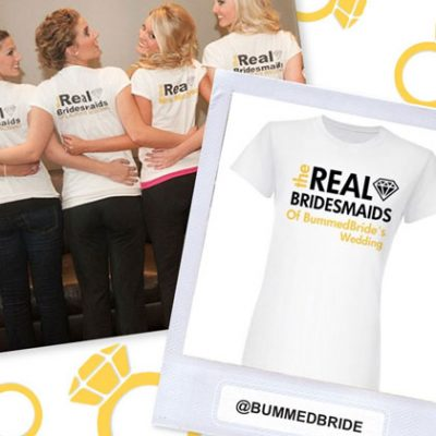 The Real Housewives Bridesmaid Shirts