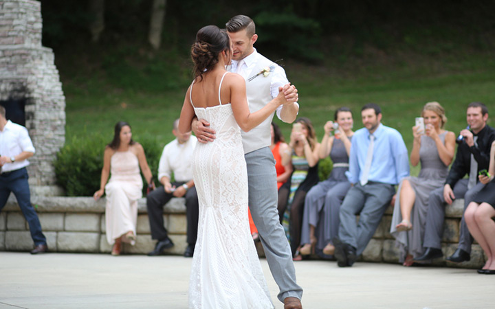 Share Your First Dance Song with Us!