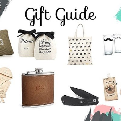 Bridal Party Gift Guide (The Knot Shop)