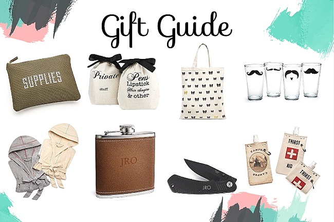 Bridal Party Gift Guide (The Knot Shop)Bummed Bride