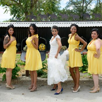 5 Tips For Choosing Your Bridesmaid Dresses