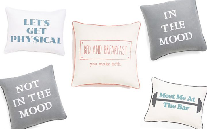 Perfect Pillows for Pillow Talk