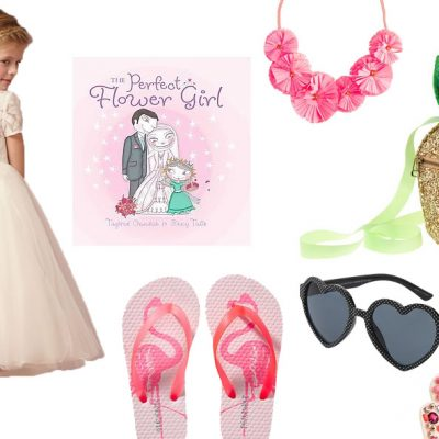 Perfect Little Gifts for Your Flower Girl