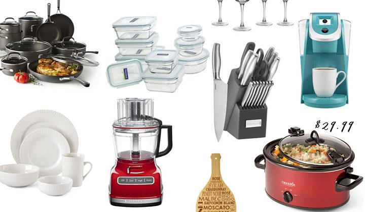 Must-Have Kitchen Items from JCPenney's One Day Sale!