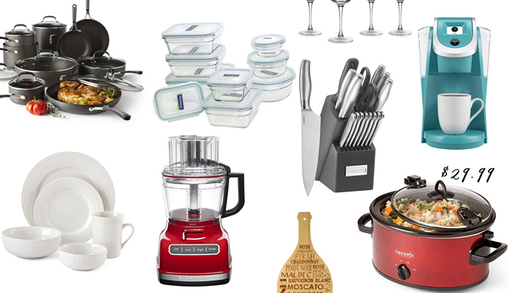 Kitchen picks from JCPenny One Day Sale