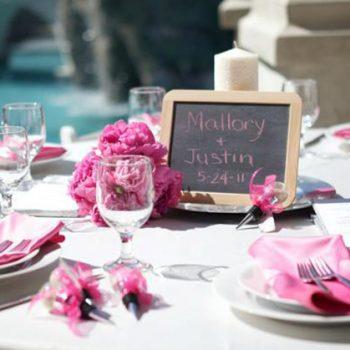 Share Your Wedding Reception Venue!
