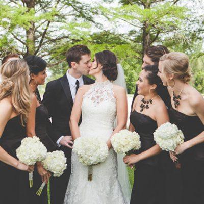 Vineyard Wedding at Riverbend Chapel