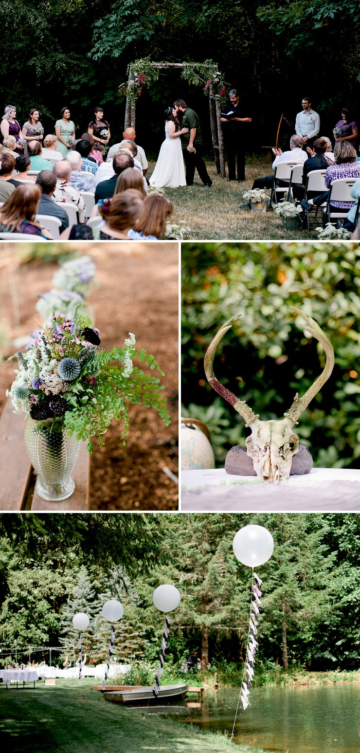 Earthy outdoor wedding in Oregon_0001