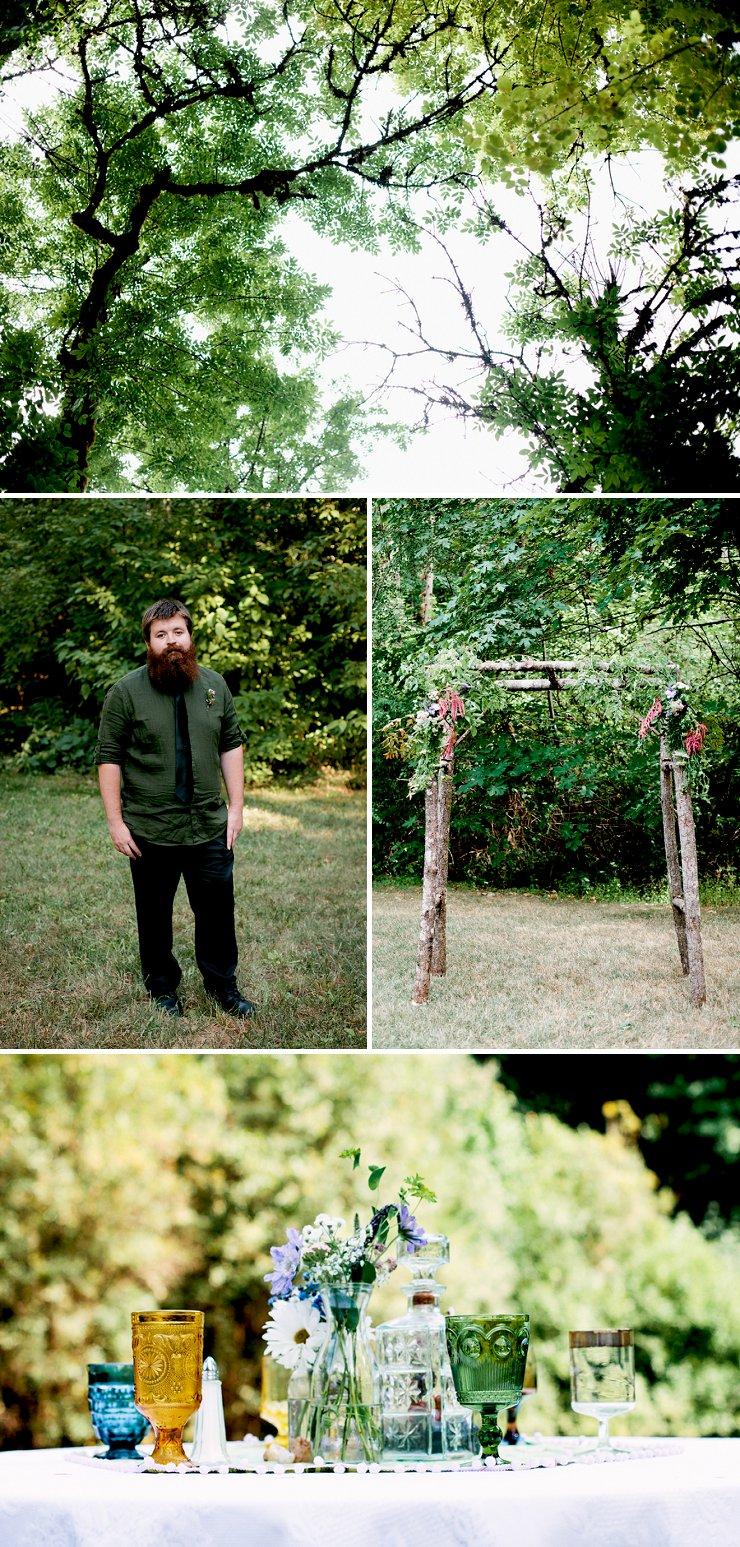Earthy outdoor wedding in Oregon_0003