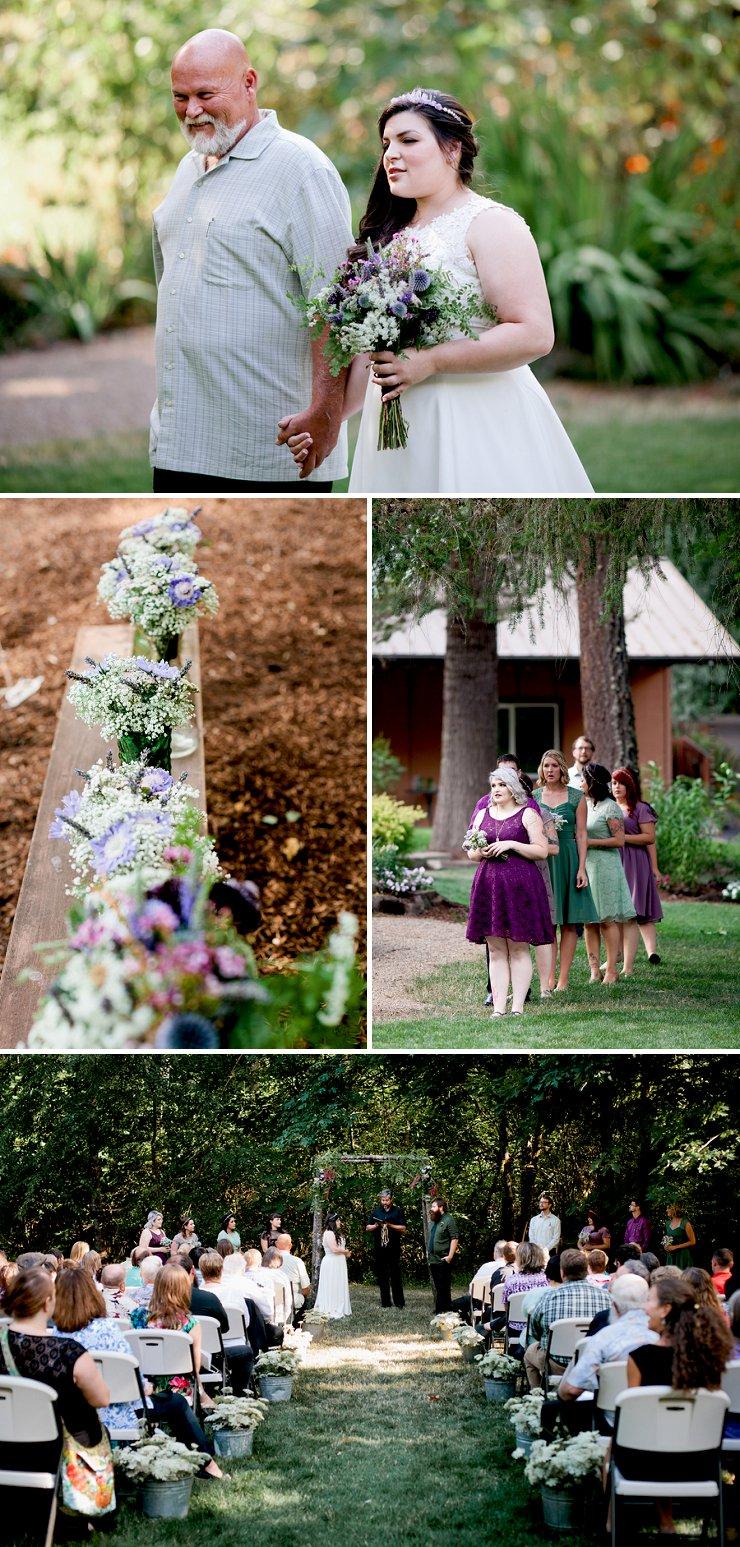 Earthy outdoor wedding in Oregon_0005