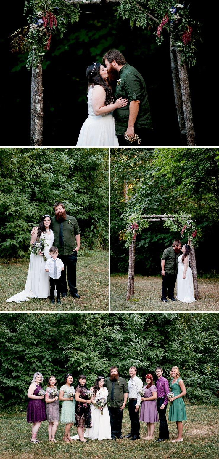 Earthy outdoor wedding in Oregon_0008