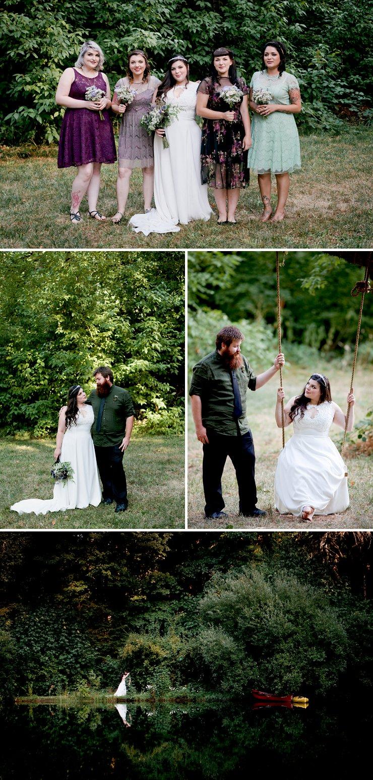 Earthy outdoor wedding in Oregon_10