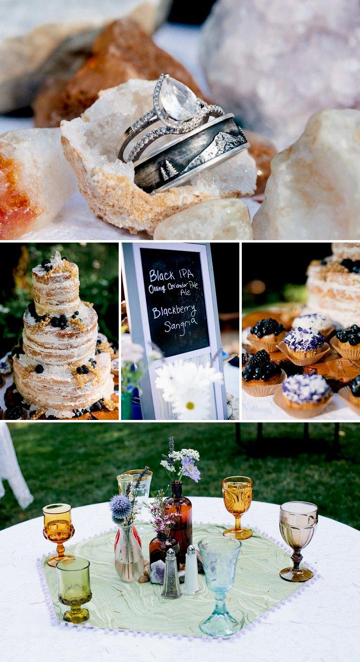 Earthy outdoor wedding in Oregon_9