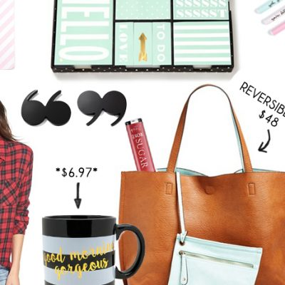 Back to School Shopping for Grown-Ups