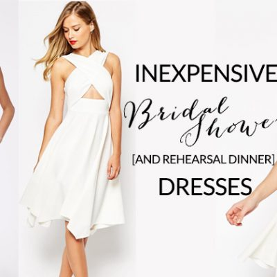10 Inexpensive White Dresses To Grab Right Now!