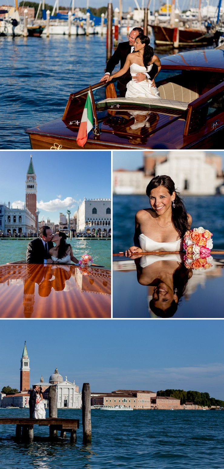 Cherish the dress session in Venice