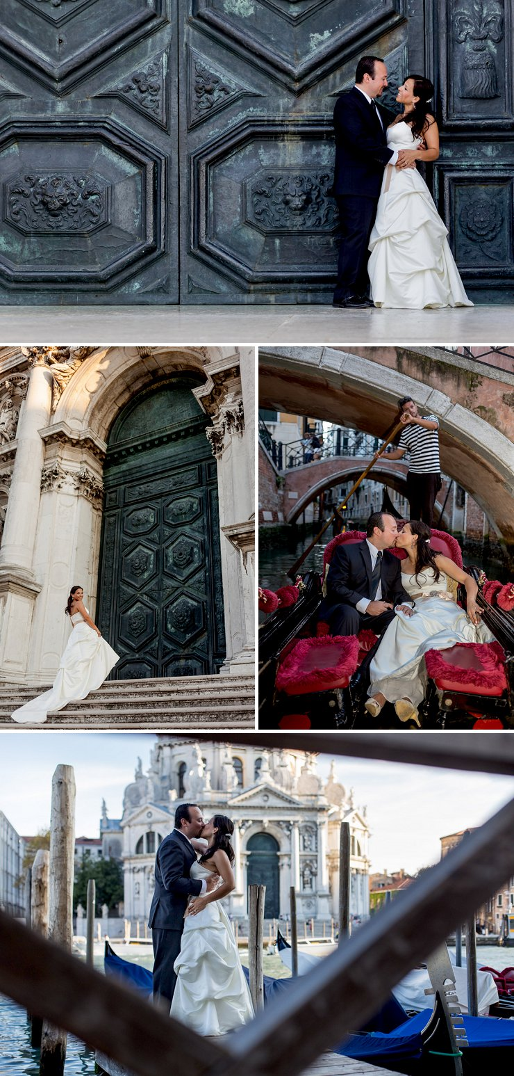 Cherish the dress in Venice_3