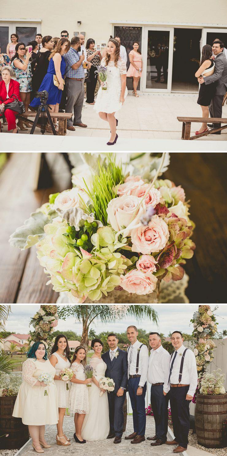 Intimate Backyard Wedding in Miami_4