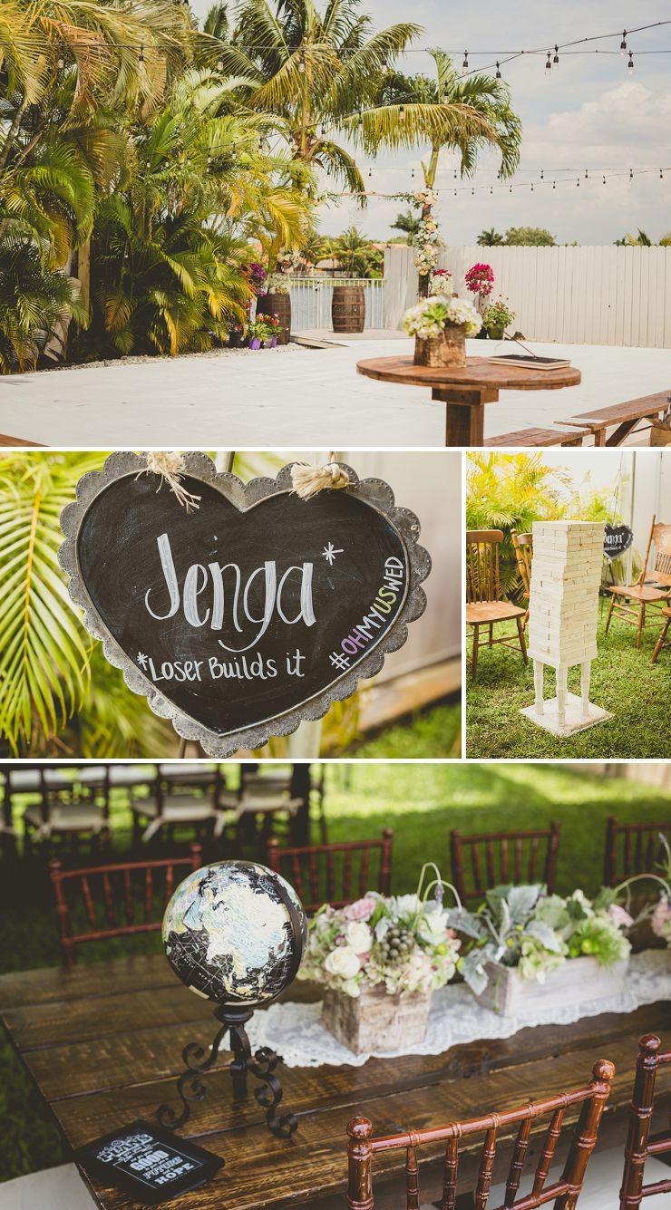 Intimate Backyard Wedding in Miami_5