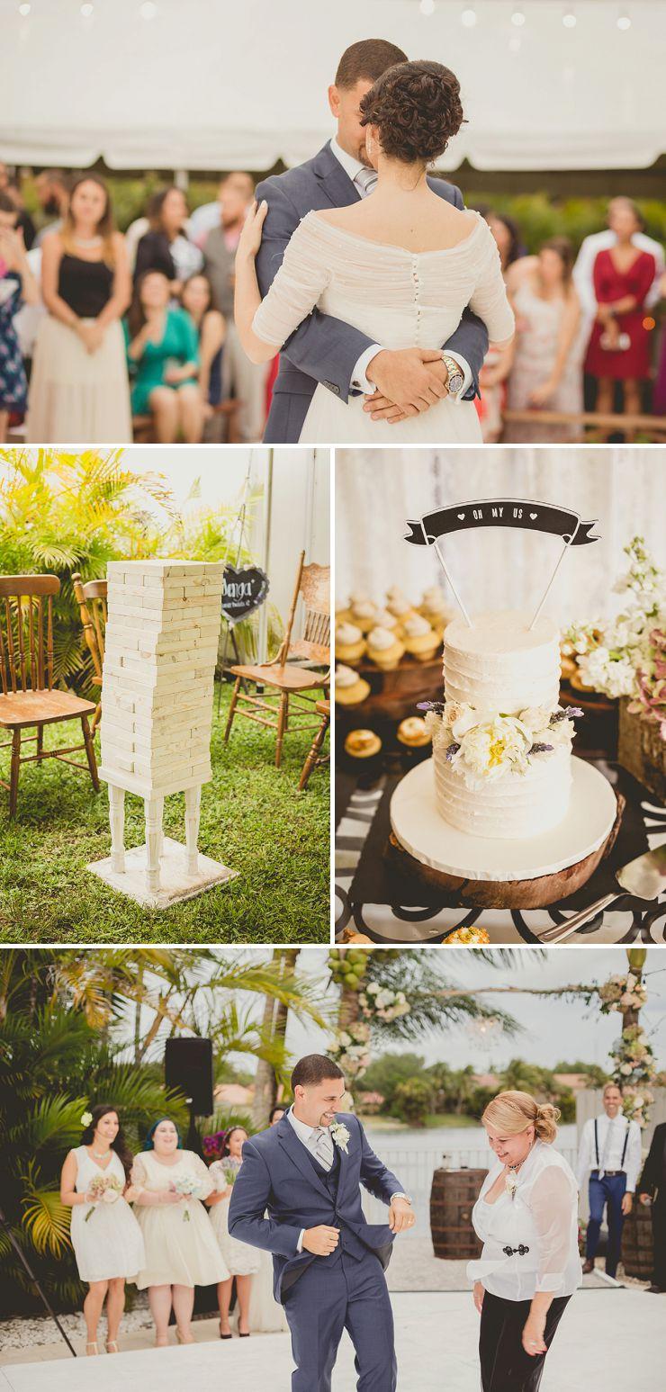Intimate Backyard Wedding in Miami_6