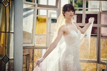 Ashton Gown from BHLDN by Amber Light Collection