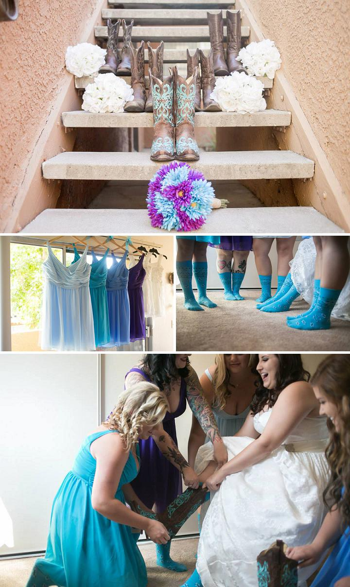 Blue ombre country wedding_0003