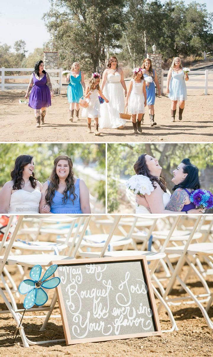 Blue ombre country wedding_0005
