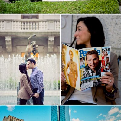 Creative College Engagement Session at the Boston Public Library