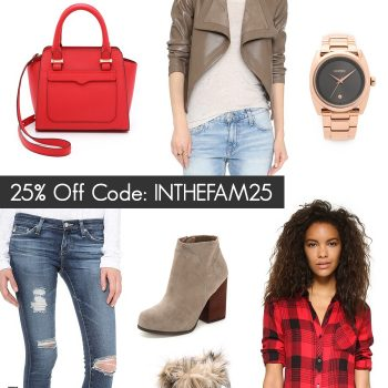 Save 25% Off at Shopbop Sale [Code Inside]