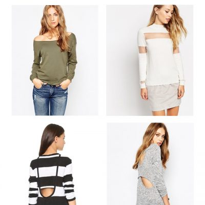 Sexy Sweaters for the Chilly Months Ahead!