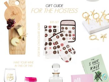 2015 Hostess Gift Guide