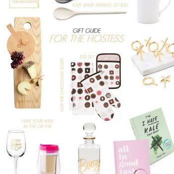 Hostess Gifts You Wish Someone Would Get You!