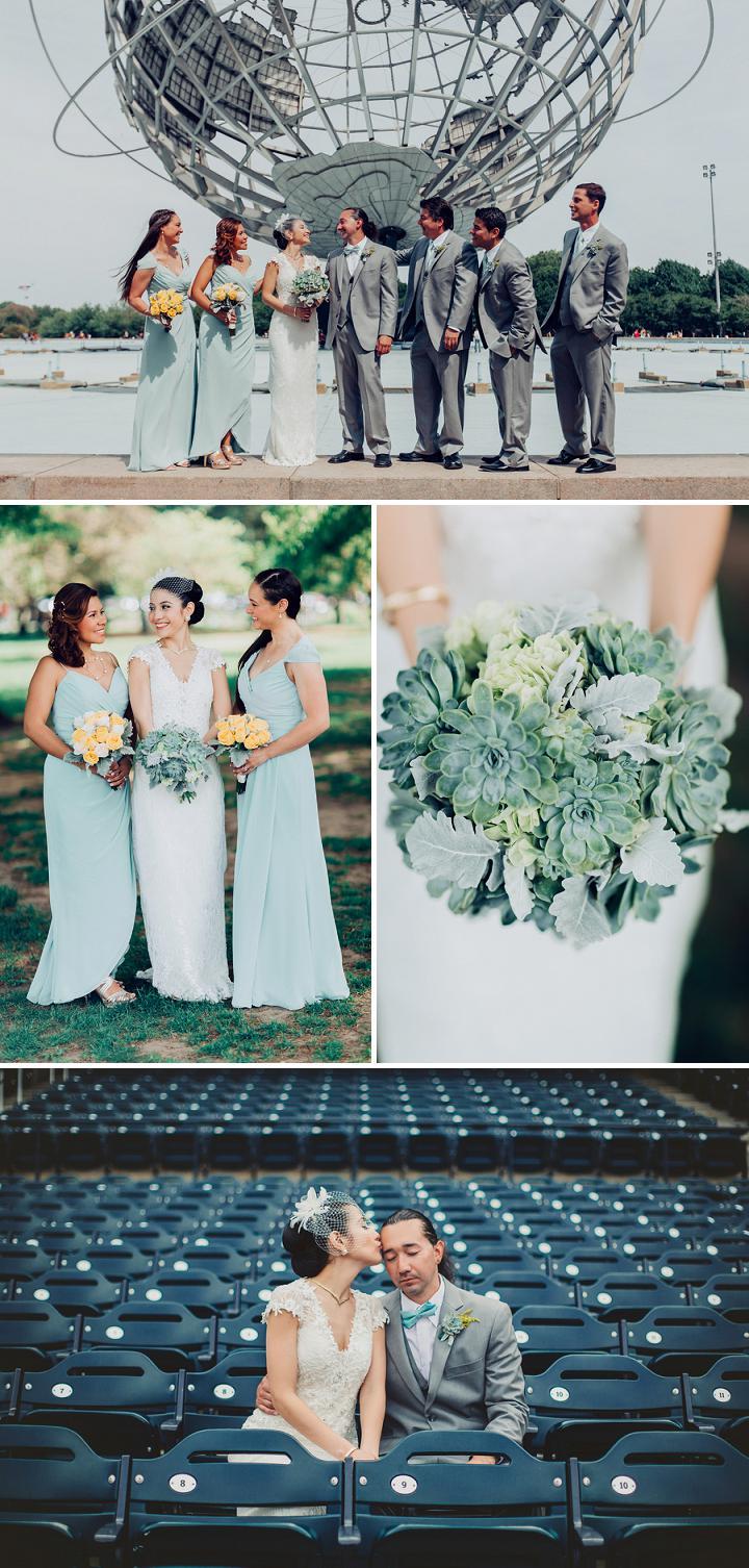 New York City Wedding at Citi Field_0005