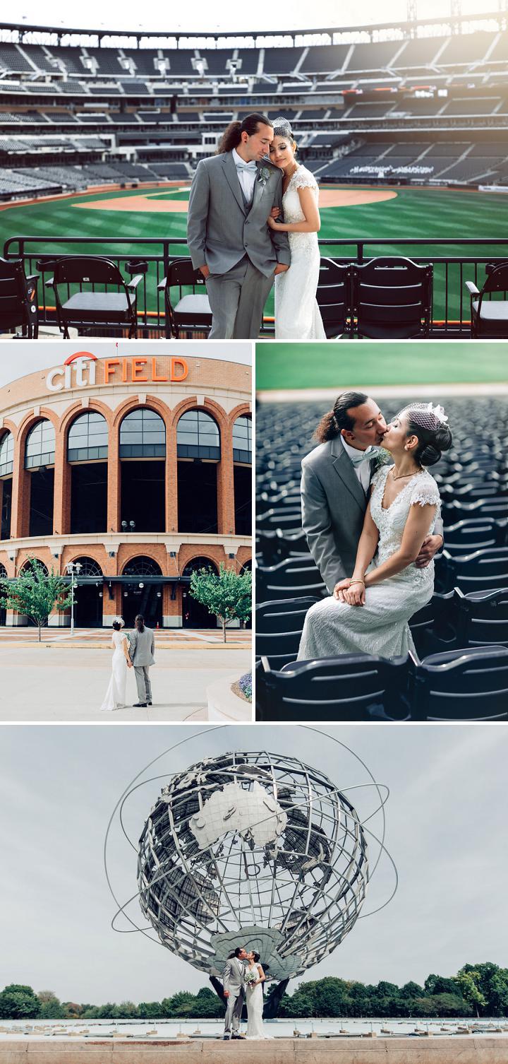 New York City Wedding at Citi Field_0006