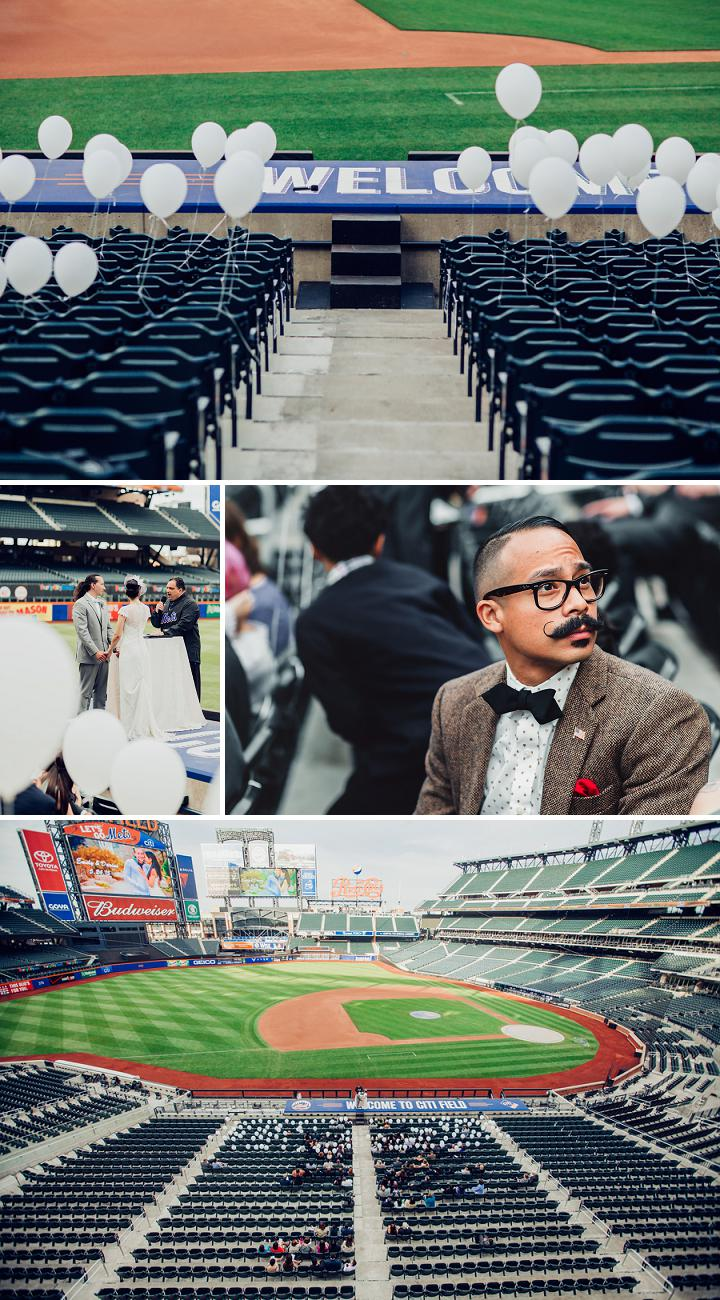 New York City Wedding at Citi Field_0008