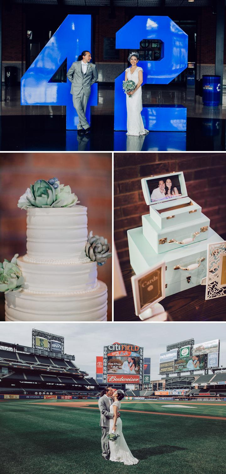 New York City Wedding at Citi Field_0010