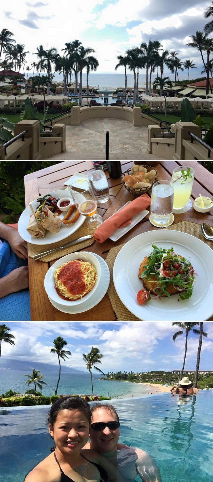 Real Honeymoon Wailea Four Seasons Resort_0003