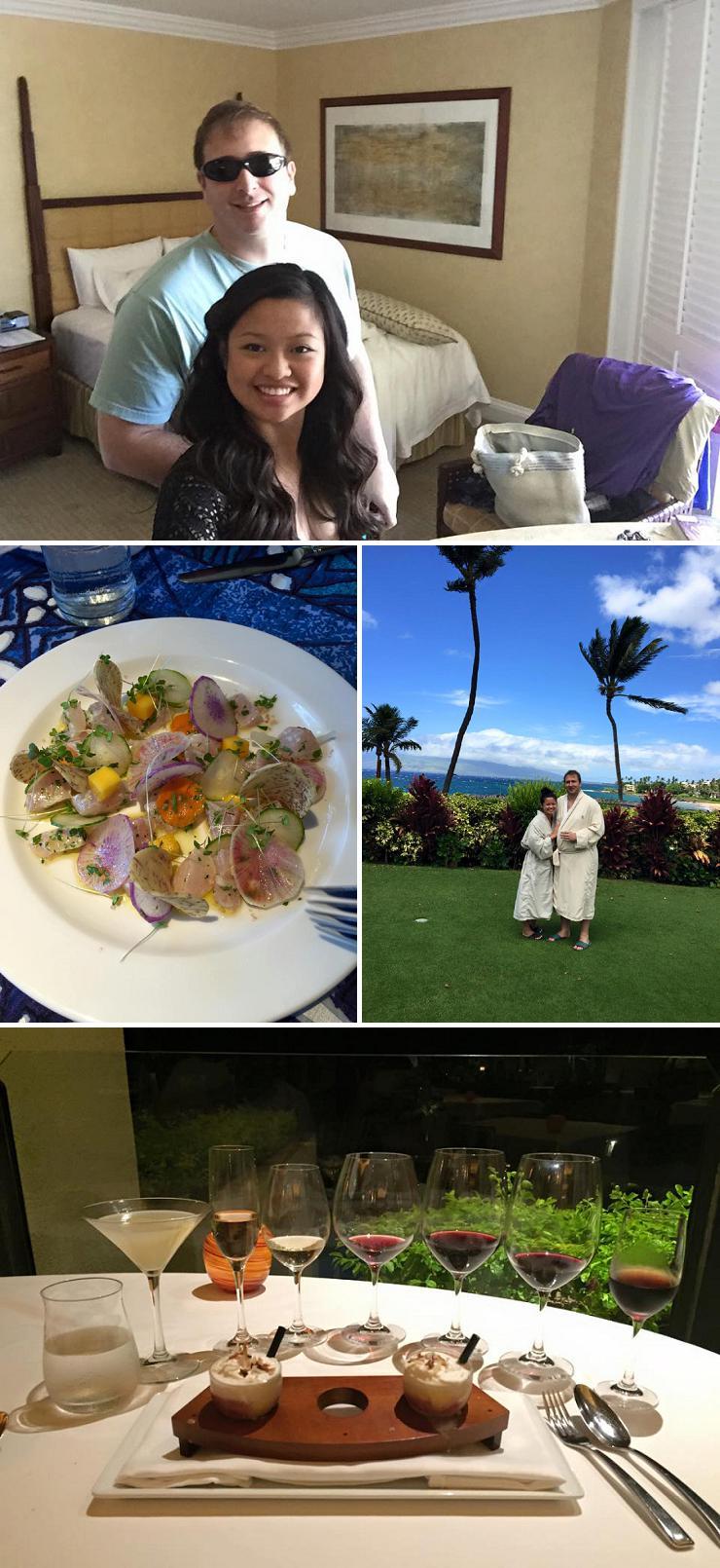 Real Honeymoon Wailea Four Seasons Resort_2
