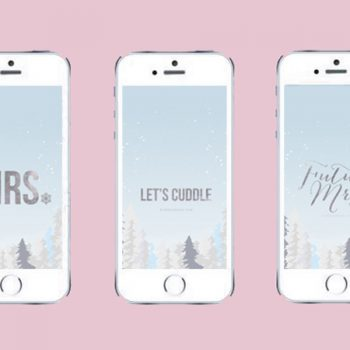 Future Mrs. Tech Wallpapers [Winter Edition]