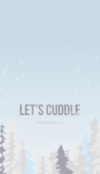 winter-lets-cuddle-iphone-wallpaper-bummed-bride