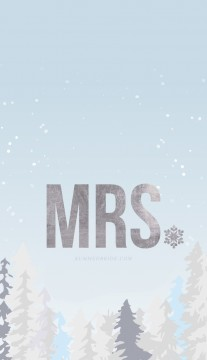 winter-mrs-iphone-wallpaper-bummed-bride