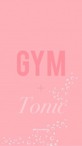 gym and tonic wallpaper pink bummed bride (1)