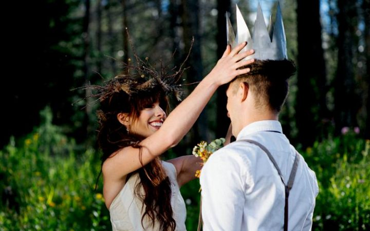 'Where the Wild Things Are' Wedding Inspiration