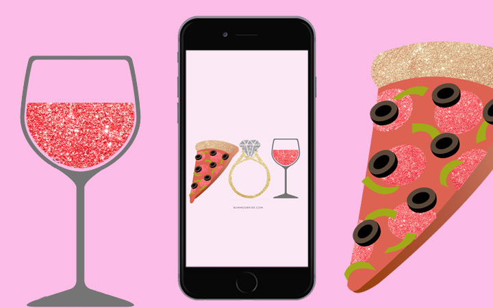 Free Wallpaper and Date Night Ideas for 2016
