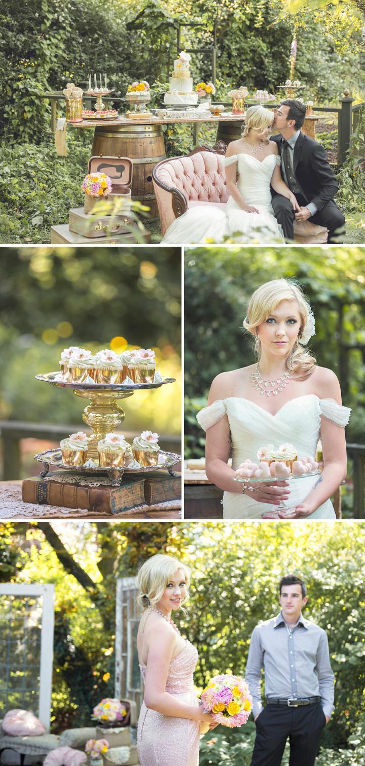 Rustic Garden Wedding Inspiration_0001