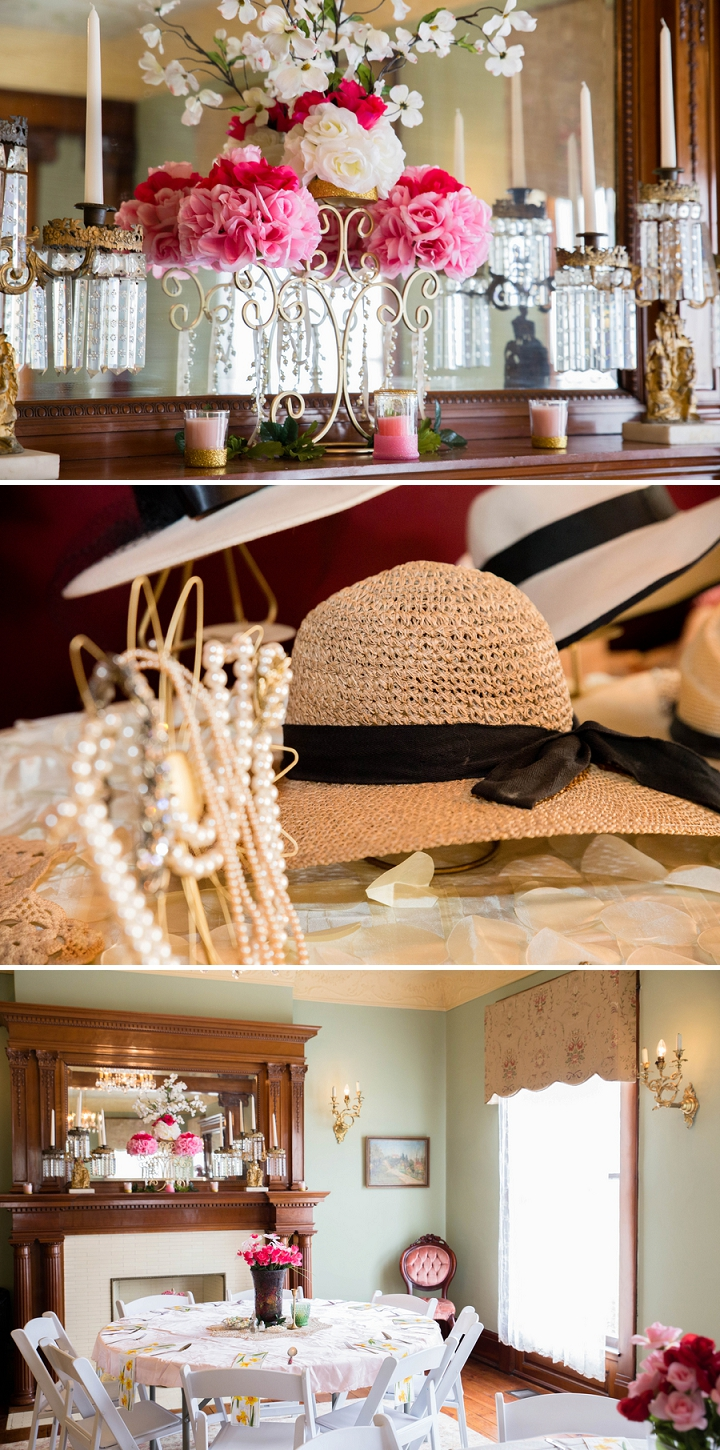 Southern bridal shower decor ideas