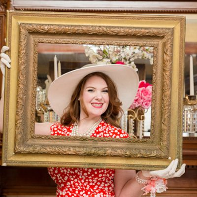 Louisville Derby Inspired Bridal Shower
