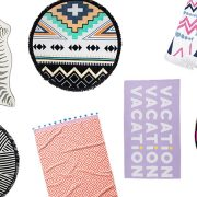 Our favorite beach blankets to pack for your honeymoon.